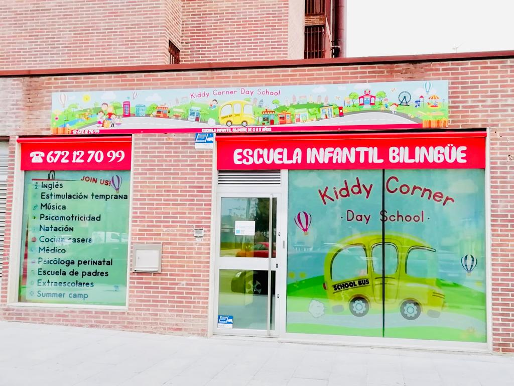Instalaciones Kiddy Corner Day School (16)