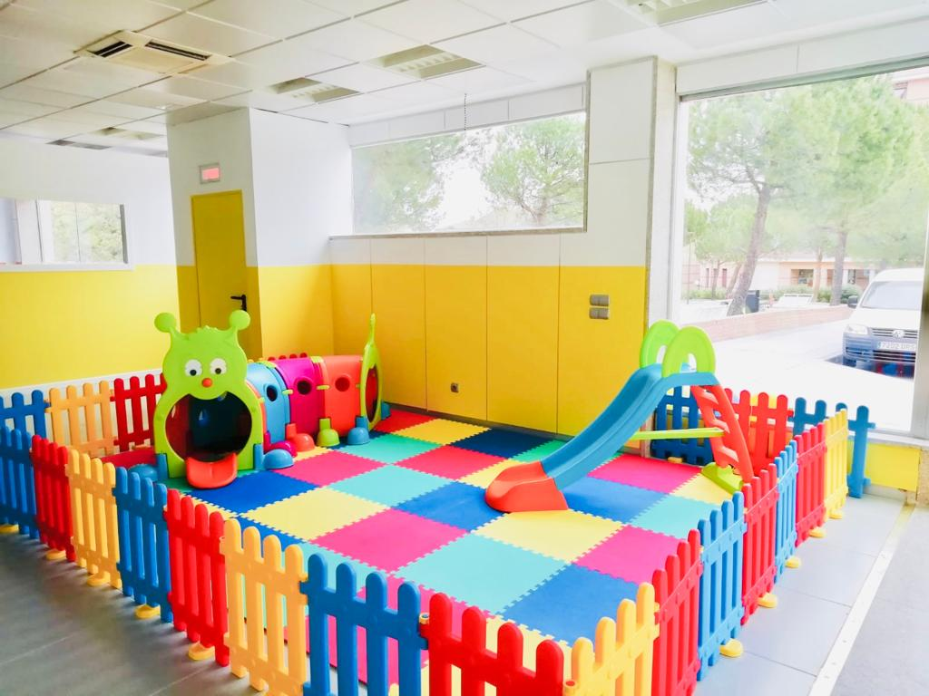 Instalaciones Kiddy Corner Day School (8)