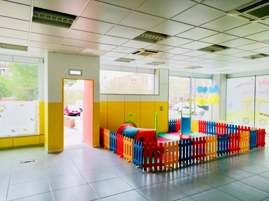 Instalaciones Kiddy Corner Day School (9)